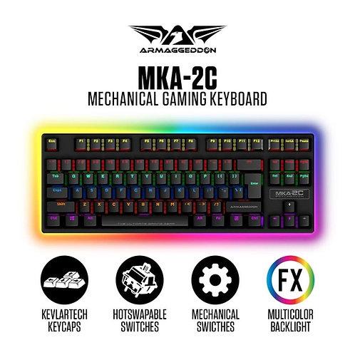 Armaggeddon MKA-9C Mechanical Gaming Keyboard