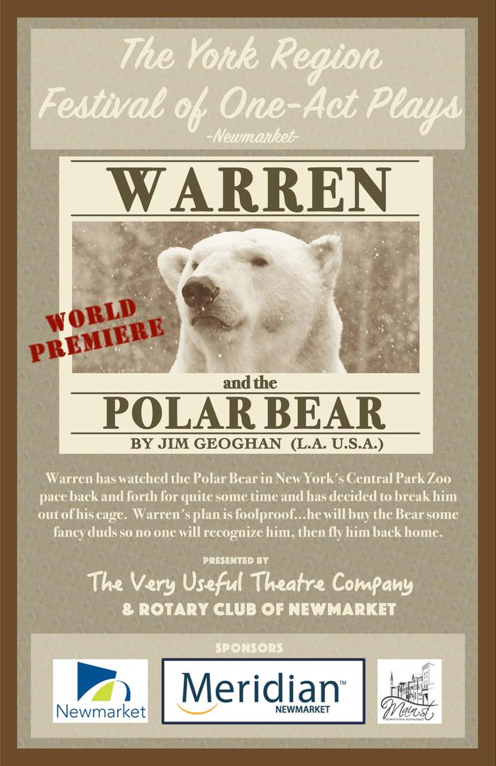 Warren and the Polar Bear