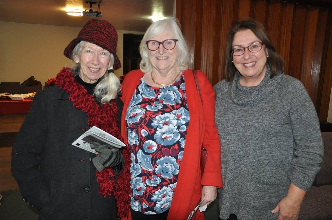 Shawna, Donna & Maggie