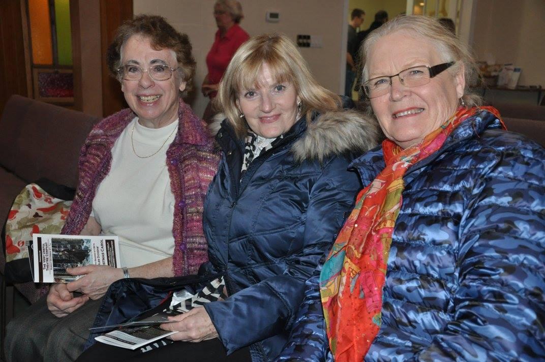 Beth, Janis & Lynn