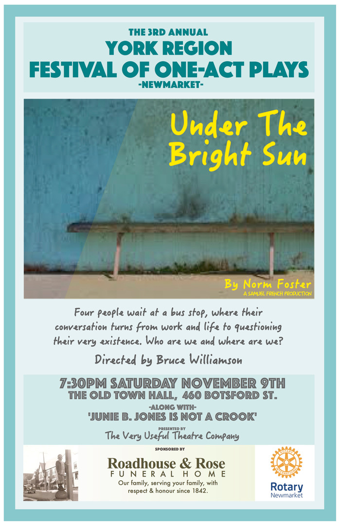 Under the Bright Sun