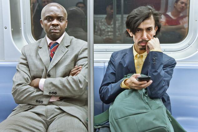 Subway Characters 1 & 2