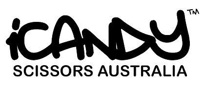 iCandy Scissors Australia Logo - Black.j
