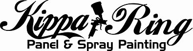 Kippa Ring Panel and Spray Painting Logo