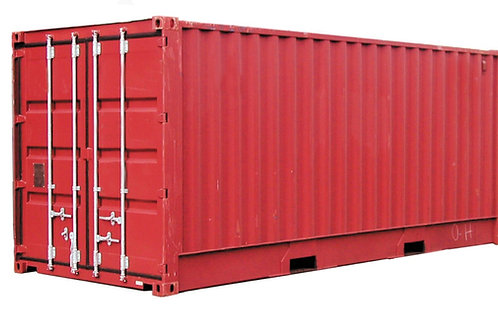 Customised Shipping Container