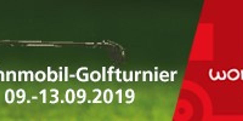 2. Wohnmobil Golf-Cup 9.-13.9.2019