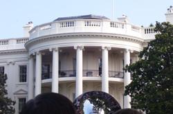 White House Closeup