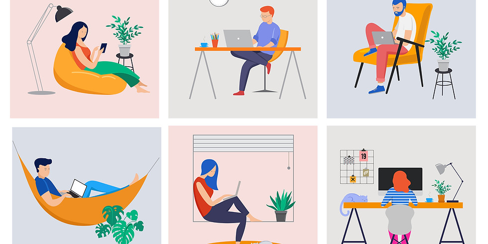 Master the New Normal: WFH