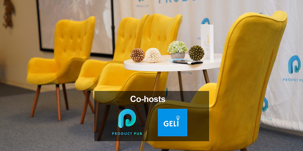 Product Pub co-hosting event: Google Design Sprint Methodology Workshop