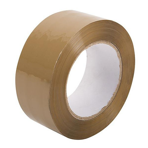 Packing Tape (Brown) 6 Pack