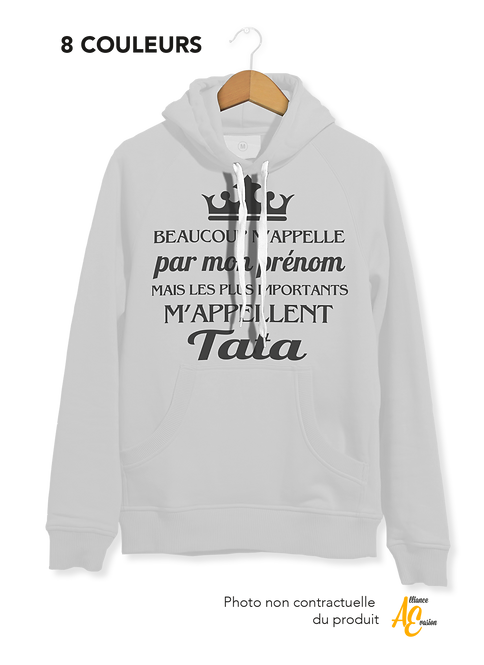 Tonton/tata/marraine…