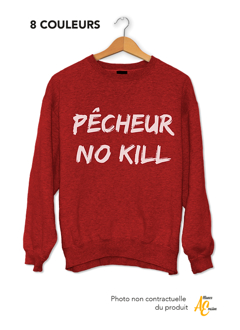 Pêcheur no kill