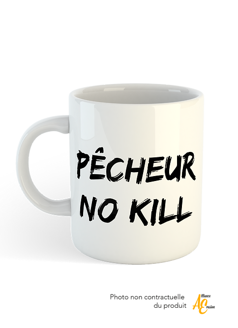 Pêcheur no kill