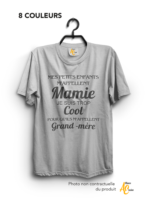 Mamie cool