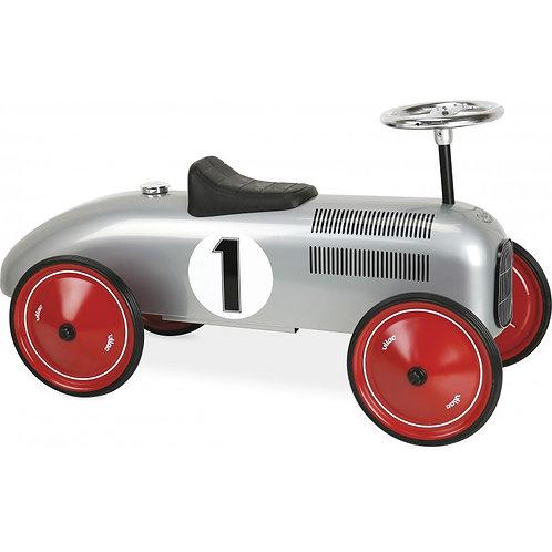 Porteur voiture gris Vilac