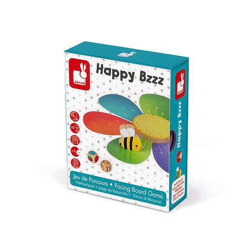 Jeu de parcours happy bzz Janod