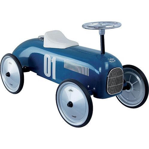 Porteur bleu pétrole Vilac