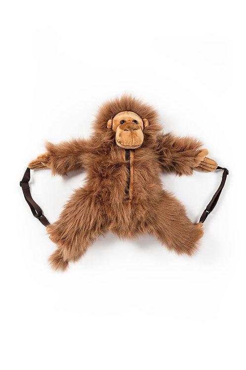 Sac à dos singe Wild and soft
