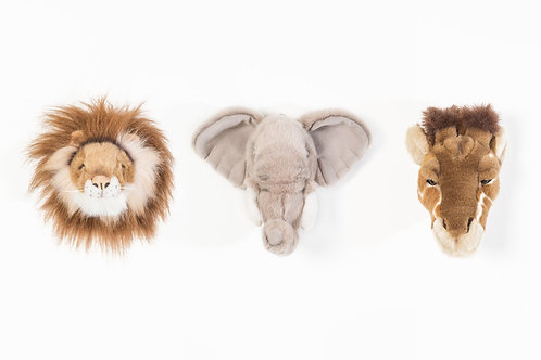 Coffret animaux Safari Wild and Soft