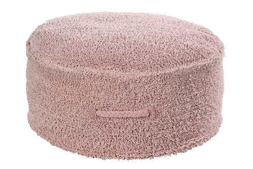 Pouffe chill vintage nude Lorena canals
