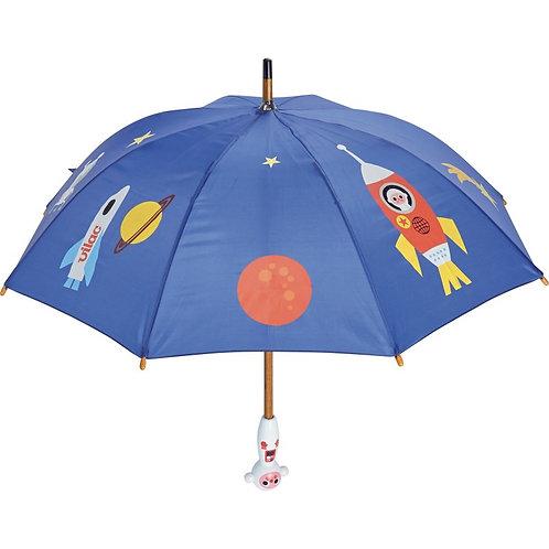 Parapluie cosmonaute en bois Vilac