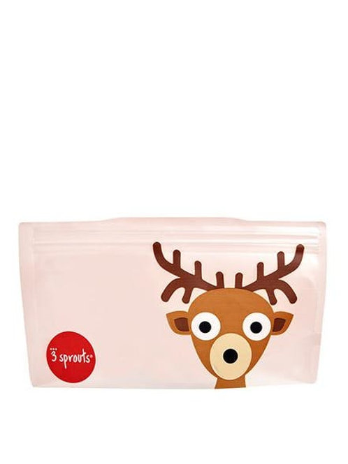 Sac à collation Cerf 3 Sprouts