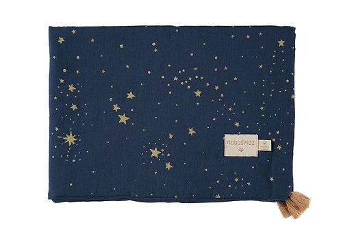 Couverture d'été Treasure gold stella night blue 70x100 No