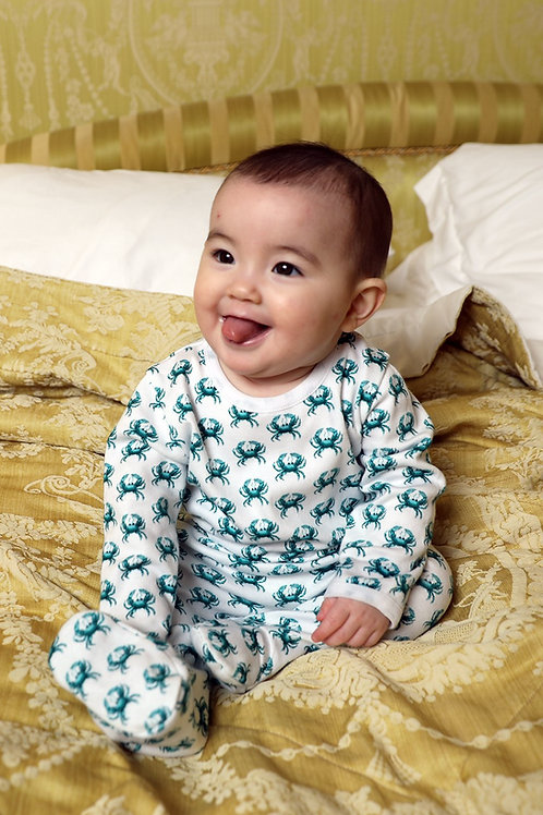 Pyjama bébé Imi Crabe Pacifique