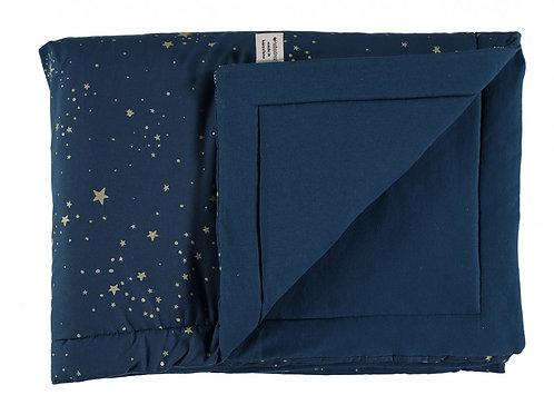Couverture Laponia Gold stella night blue Nobodinoz