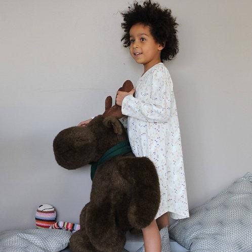 Pyjama Angele Ecru Mercredicepermis