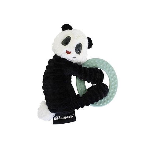 Anneau de dentition Rototos le panda Les dégligos
