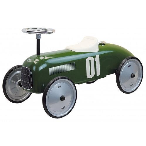 Porteur voiture vert Vilac