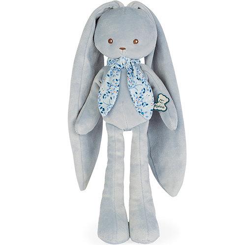 Peluche Lapinoo pantin lapin bleu (25 cm) Kaloo