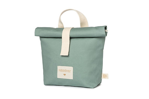 Lunch bag eco sunshine Eden green Nobodinoz