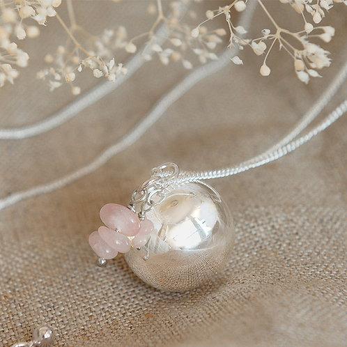 Bola de grossesse Sybel rose Atelier Aismée