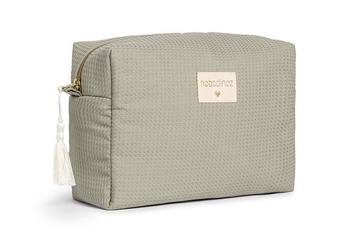 Trousse de toilette Diva Laurel green Nobodinoz