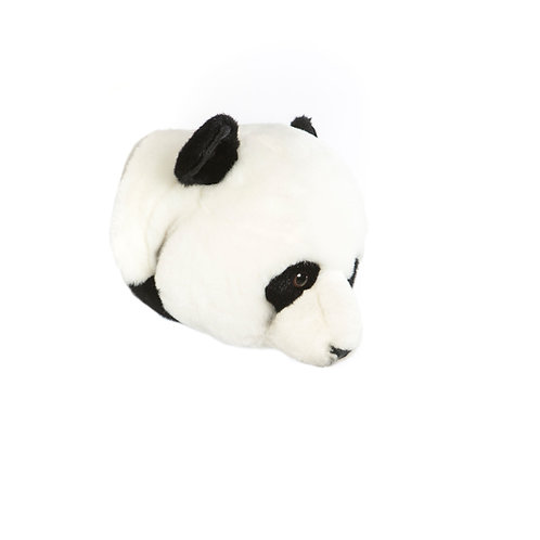 Tête Panda Wild and Soft