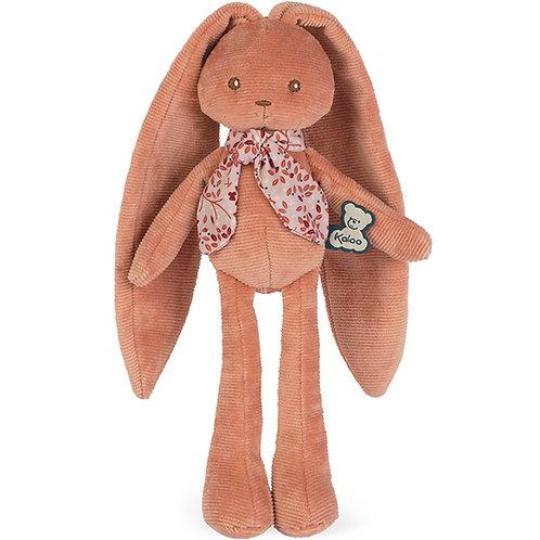 Peluche Lapinoo pantin lapin terracotta (25 cm) Kaloo