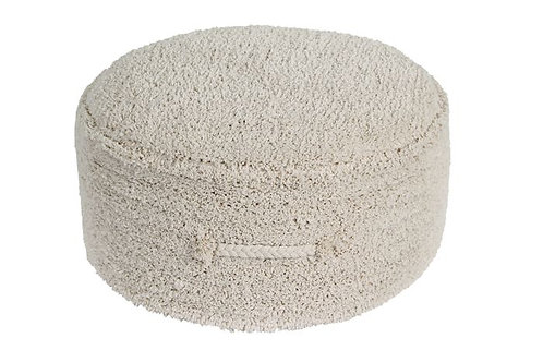 Pouffe chill natural Lorena canals