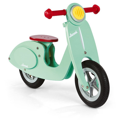Draisienne scooter mint Janod