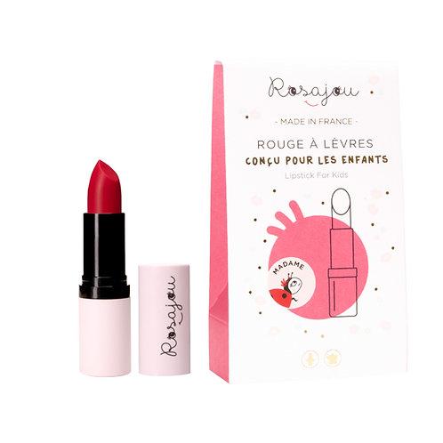 Rouge à lèvre Madame Rosajou