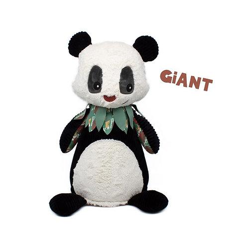 Peluche géante Rototos le panda Les déglingos