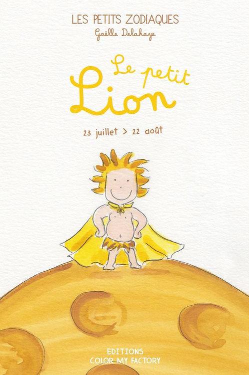 Le petit Lion Les petits zodiaques