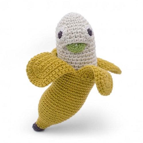 Hochet Myum banane
