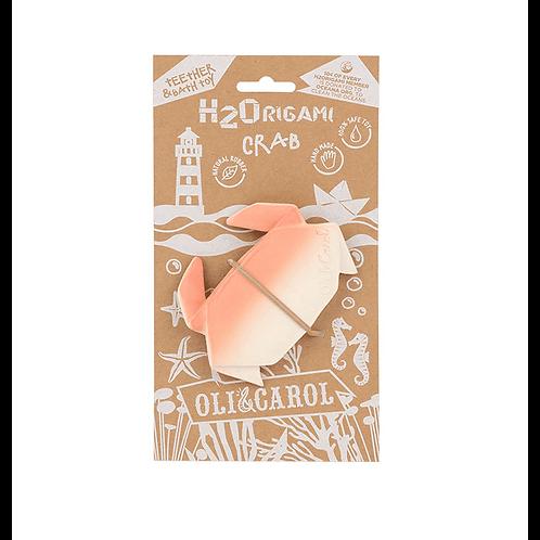 Origami crabe Oli & carol