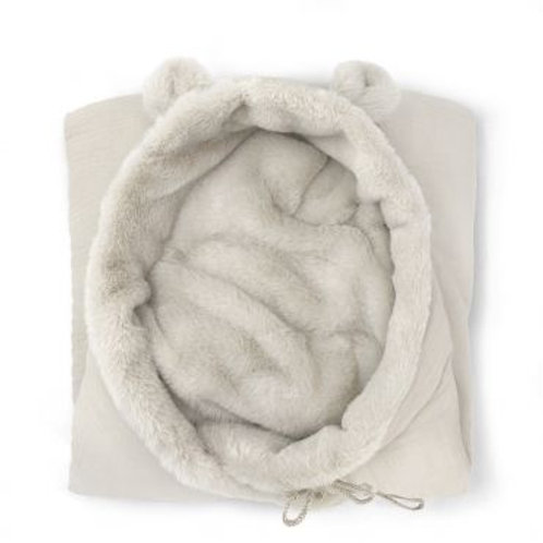 Nid d'ange Teddy cloud powder Baby shower