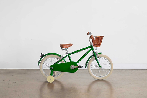 Vélo Vert 16 pouces Bobbin