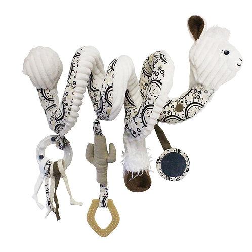 Spirale d'activités Muchachos le lama Les déglingos