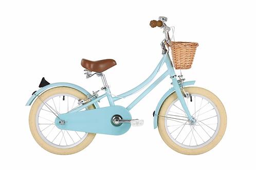 Vélo Bleu ciel 16 pouces Bobbin
