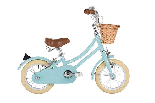 Vélo Bleu ciel 12 pouces Bobbin